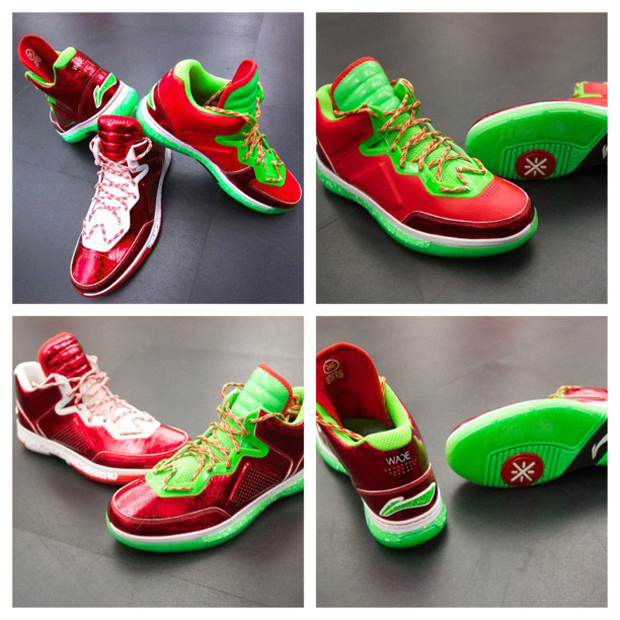 Li-Ning – Way of Wade 'Christmas'v