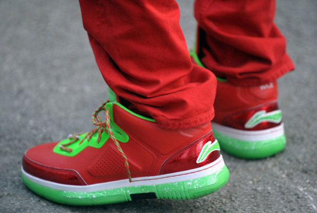Li-Ning – Way of Wade 'Christmas'