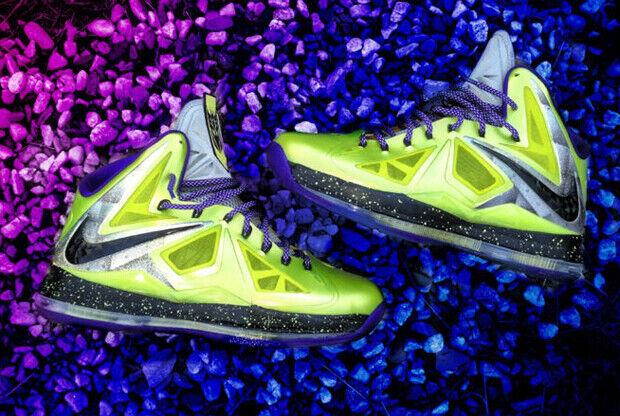 Nike - LeBron X 'Devastator'