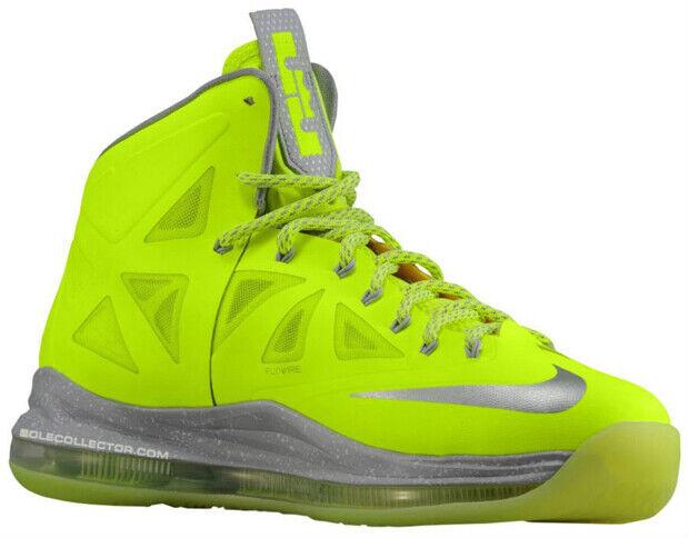 Nike - LeBron X 'Volt'