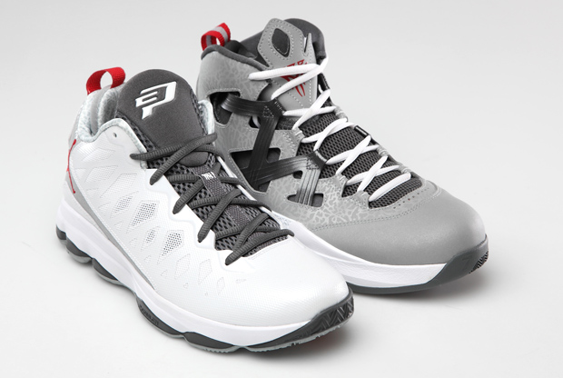 Jordan – Melo M9 'Christmas' & Jordan – CP3 VI 'Christmas'