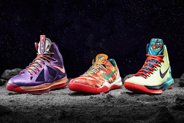 Nike desvela el calzado del All Star de Houston