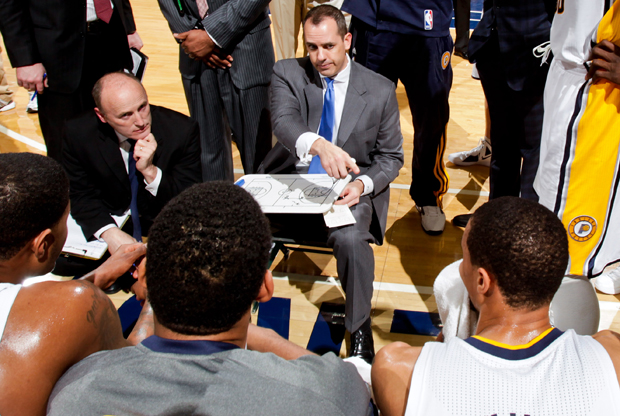 Frank Vogel./ Getty Images