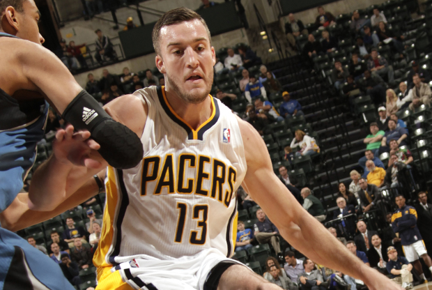 Miles Plumlee./ Getty Images