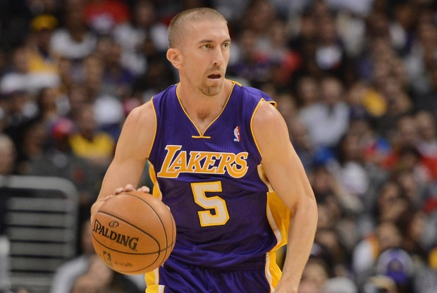 Steve Blake./ Getty Images