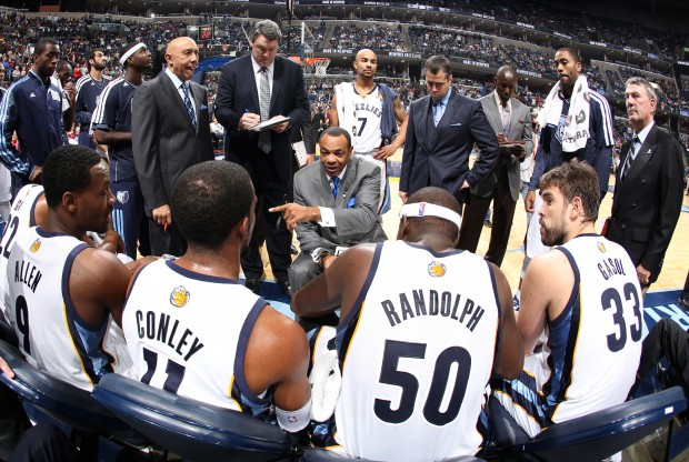 Memphis Grizzlies./ Getty Images