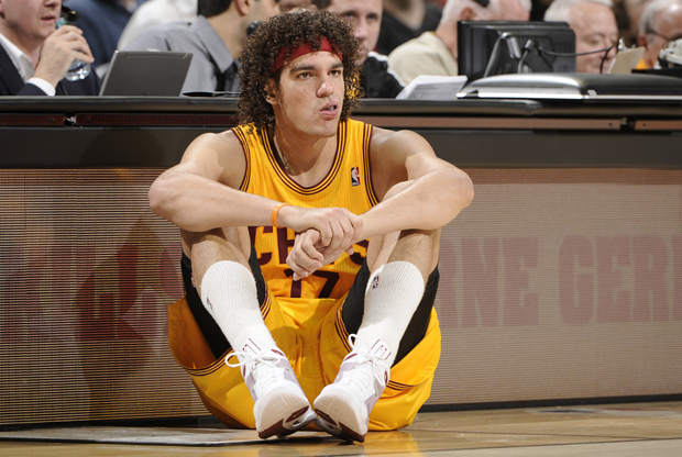 Anderson Varejao./ Getty Images
