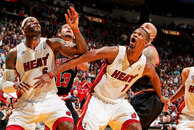 Miami Heat./ Getty Images