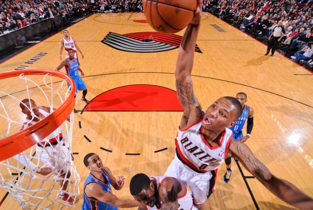 Damian Lillard./ Getty Images