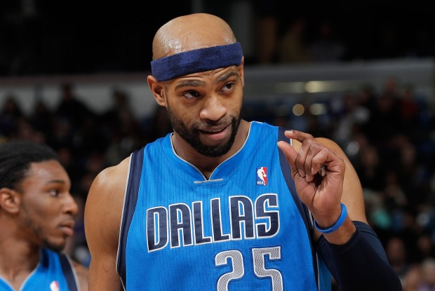 Vince Carter./ Getty Images