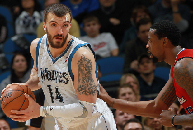 Nikola Pekovic./ Getty Images