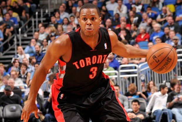 Kyle Lowry./ Getty Images