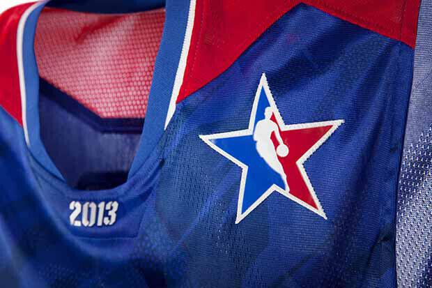 Uniformes All Star 2013