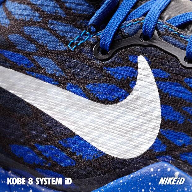 Nike – Kobe VIII 'iD Blue'