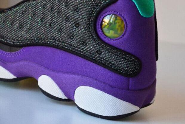 Air Jordan – Retro 13 'Black/Atomic Teal-Ultraviolet'
