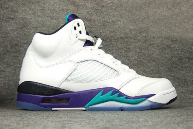 Air Jordan - V 'Grape'