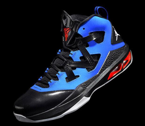 Jordan – Melo M9 'Four Colourways'