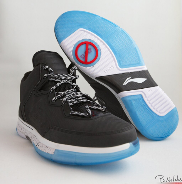 Li-Ning – Way of Wade 'Team No Sleep'