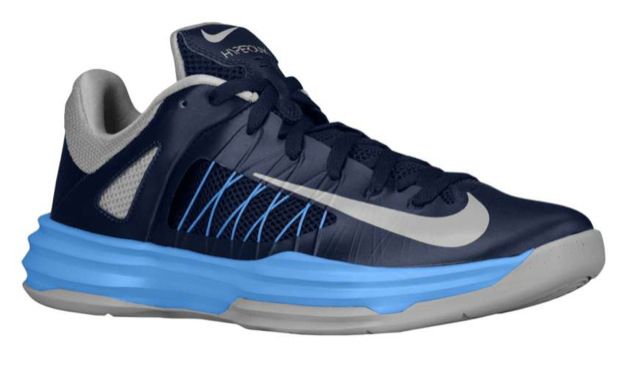 Nike - Hyperdunk 2012 Low 'Midnight Navy'