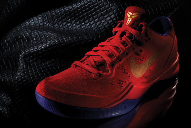 Nike - Kobe VIII 'Year of the Snake - Red'