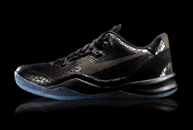 Nike - Kobe VIII 'Year of the Snake - Black'