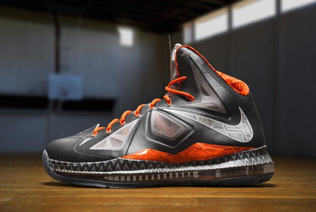 Nike - LeBron X 'Black History Month'