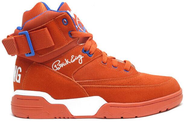 Patrick Ewing Athletics – 33 Hi 'NYC Orange'