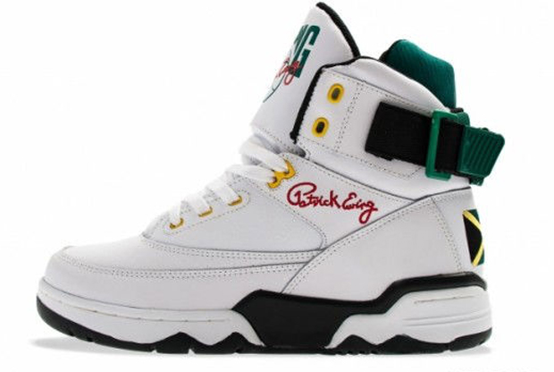Patrick Ewing Athletics – 33 Hi 'Jamaica'