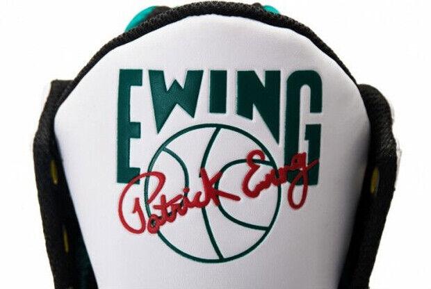 Patrick Ewing Athletics – 33 Hi 'Jamaica'