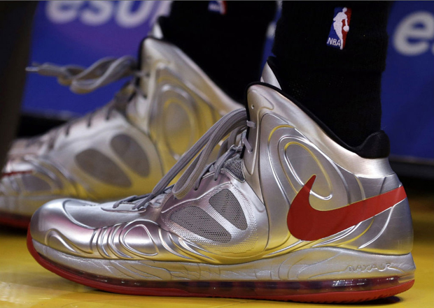 Nike – Hyperposite 'LaMarcus Aldridge/Silver'