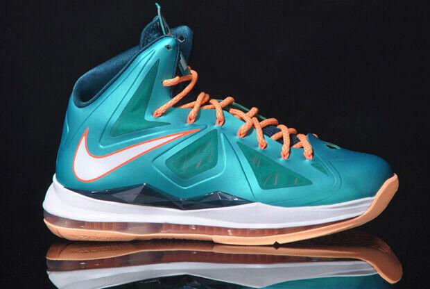 Nike - LeBron X 'Dolphins'