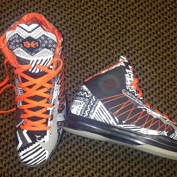 Nike - Lunar Hyperdunk 2012 'Black History Month - David Lee'