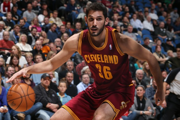 Omri Casspi./ Getty Images