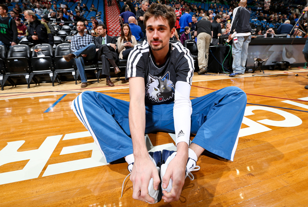 Alexey Shved./ Getty Images