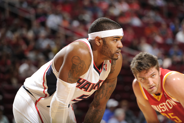 Josh Smith y Chandler Parsons./ Getty Images