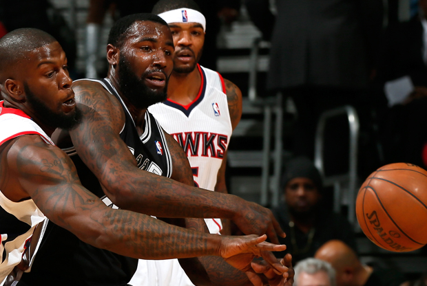 DeJuan Blair./ Getty Images