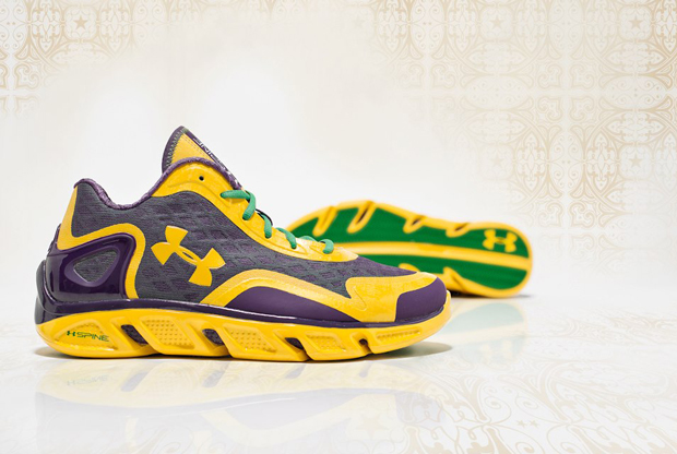 Under Armour – Spine Bionic 'Greivis Vásquez'