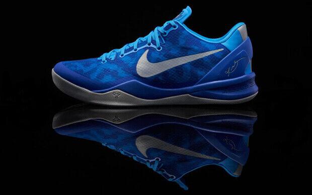 Nike - Kobe VIII 'Blue Coral Snake'