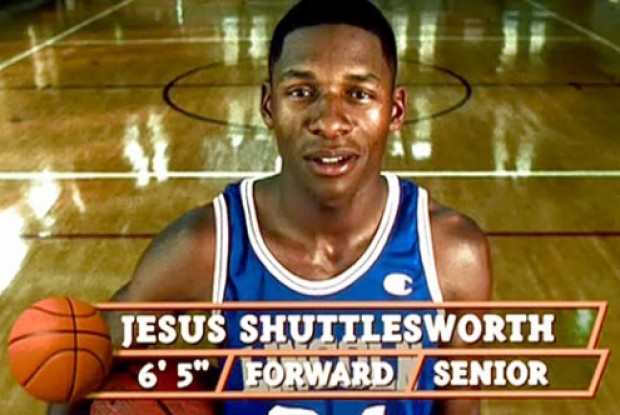 Ray Allen - Jesus Shuttlesworth