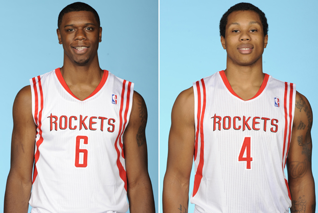 Terrence Jones y Greg Smith./ Getty Images