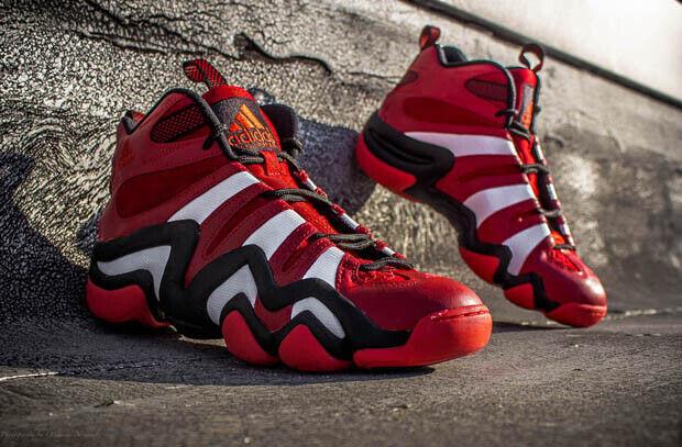 Adidas - Crazy 8 'University Red'