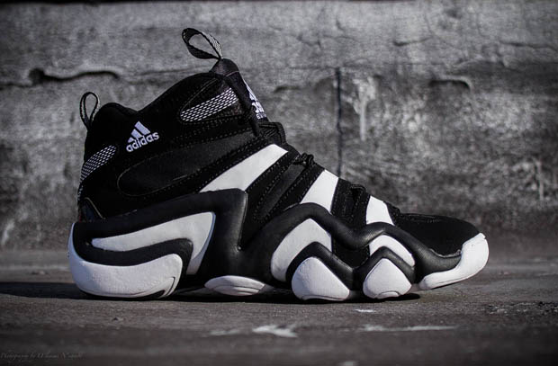 Adidas - Crazy 8 'Black/White'