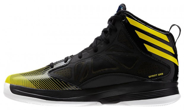 Adidas - Crazy Fast 'Black&Yellow'
