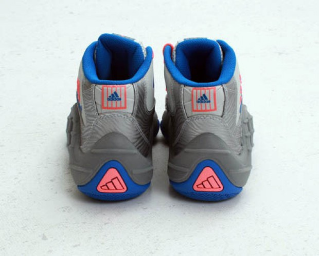 Adidas - Real Deal 'Grey Prism Blue'