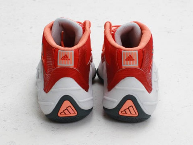 Adidas - Real Deal 'Vivid Red Grey'