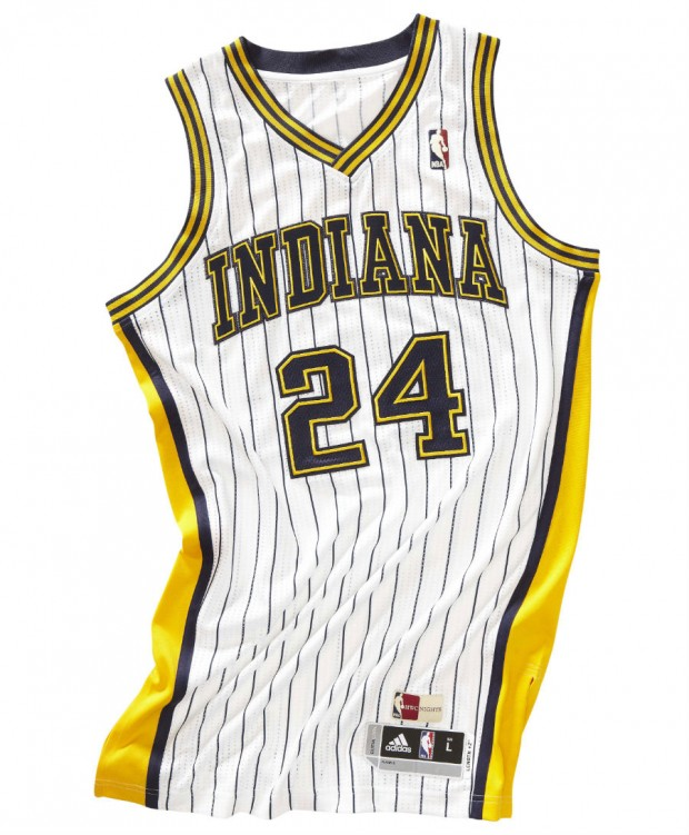 Indiana Pacers./ Adidas