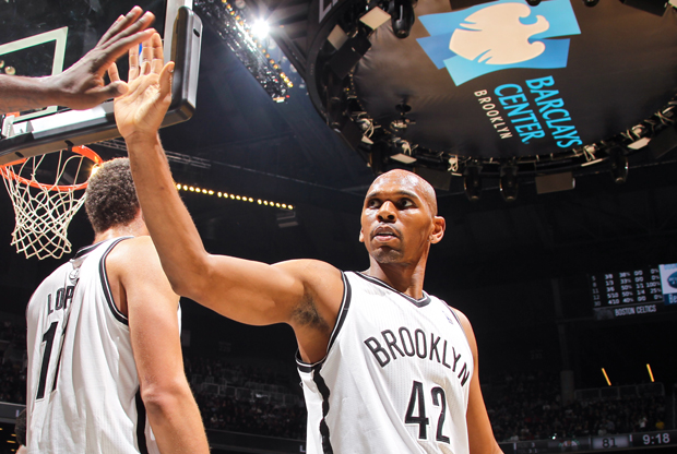 Jerry Stackhouse./ Getty Images
