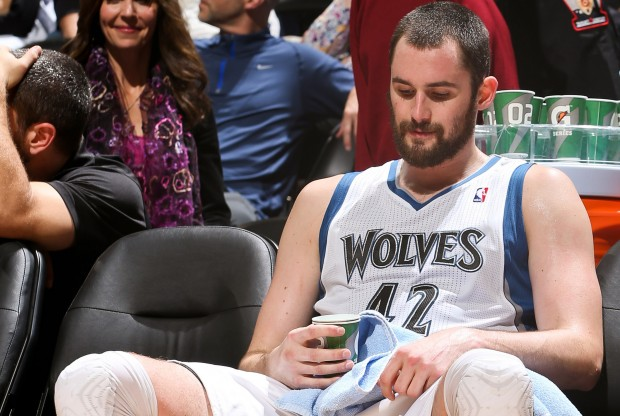 Kevin Love./ Getty Images