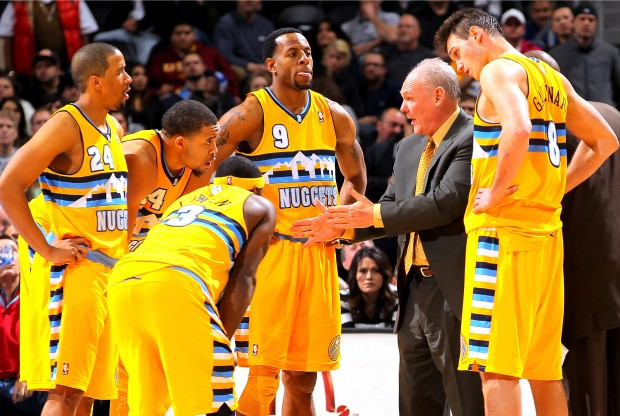 Denver Nuggets./ Getty Images