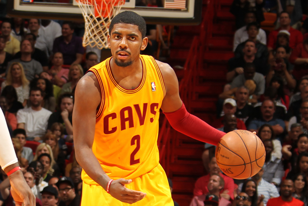 Kyrie Irving./ GettyImages